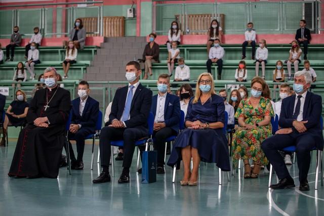 Inauguracja roku szkolnego w Sokołach