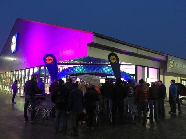 Otwarcie nowego sklepu Lidl w Olkuszu