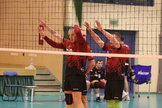 Siatkarze SPS Volley przystępowali do meczu w roli faworyta.