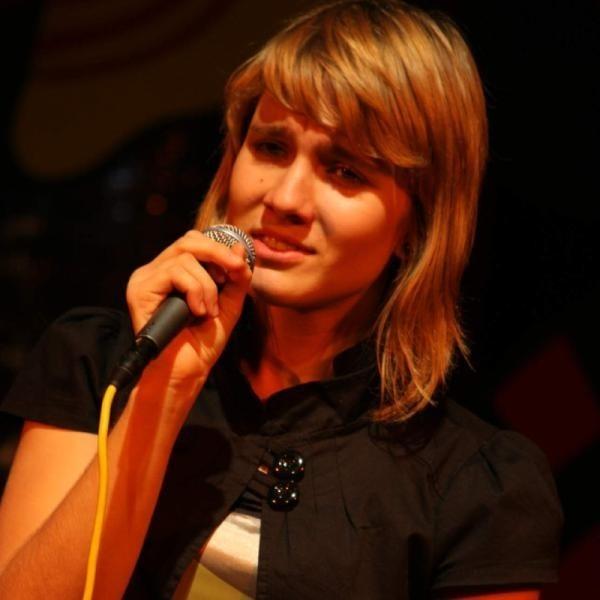 Agnieszka Dublańska, jedna z uczestniczek konkursu Brzeskich Konfrotnacji Muzycznych.