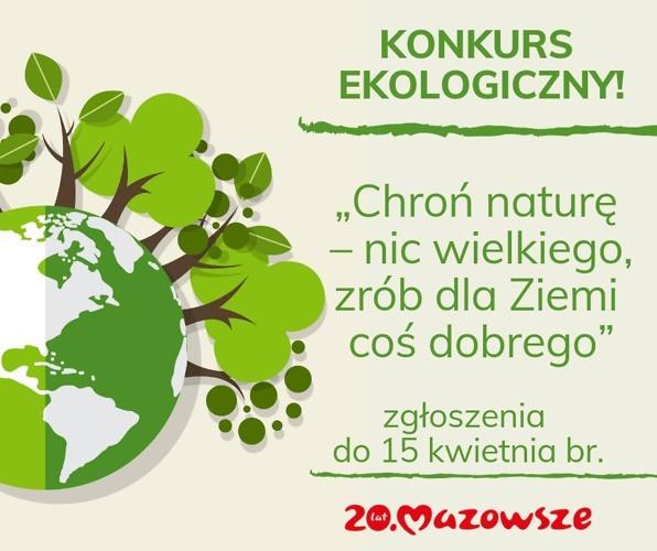 Konkurs Ekologiczny Dla Przedszkolaków Najmłodsi Mają