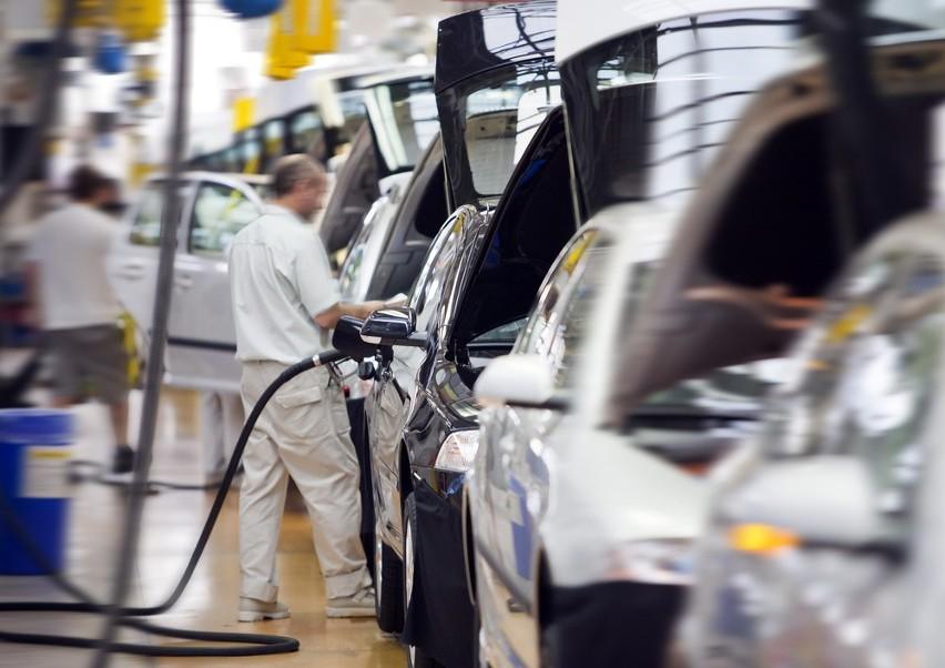 Rośnie produkcja, rosną też płace w branży motoryzacyjnej.