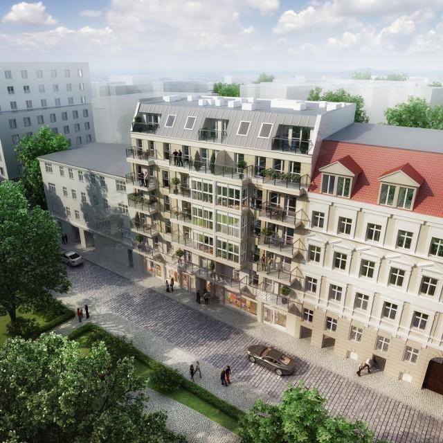 Nowa inwestycja - Kaszubska 9