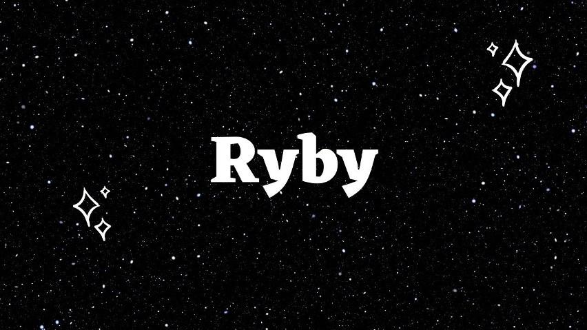 Ryby...