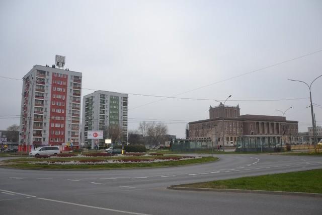 Do tego zdarzenia doszło przed jednym z bloków przy ul. Kościuszki