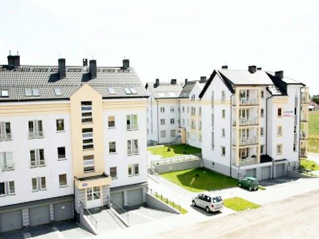 Domy wznoszone przez Istalbud w InowrocławiuNa wizualizacji domy w rejonie ulic Jesionowa - Trzcińskiego, wznoszone przez Instalbud