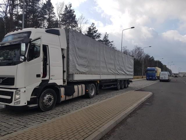 WITD Białystok zatrzymało kierowcę na Drodze Krajowej nr 8 z powodu posiadania emulatora AdBlue