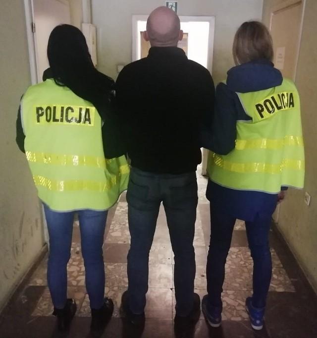27 kwietnia policjanci zatrzymali 35-latka, który w Łodzi ukradł citroena wartego 130 tys. zł i ukrył go w blaszanym garażu w Konstantynowie