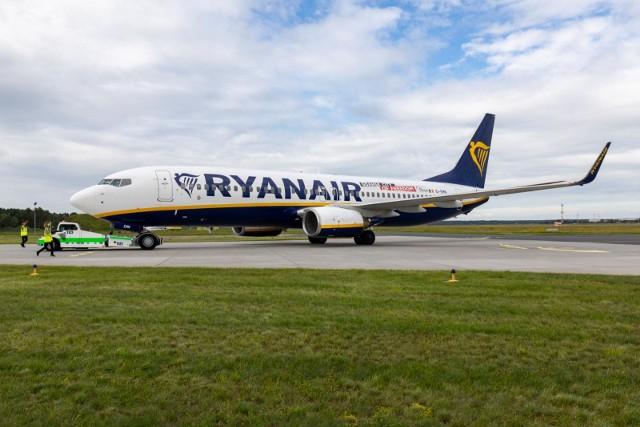 Ruszyła wyprzedaż biletów Ryanair.