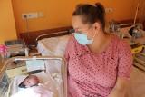 Tysięcznym dzieckiem urodzonym w gorzowskim szpitalu został Nikodem Pilarczyk
