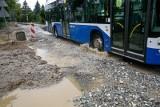 Kraków. Po weekendzie rozpoczną się kolejne remonty miejskich dróg