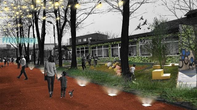 Studenci chcą zrewitalizować dzielnicę Wirek w Rudzie Śląskiej. Zobacz kolejne zdjęcia. Przesuwaj zdjęcia w prawo - naciśnij strzałkę lub przycisk NASTĘPNE