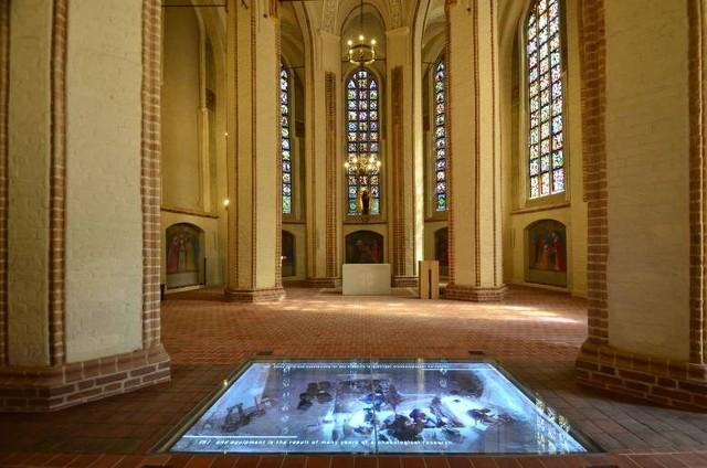 Projekt obejmujący renowację kościoła pw. Najświętszej Marii Panny in Summo pozwala przenieść się w najdawniejszą historię