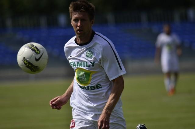 Grzegorz Rasiak po 15 latach wraca do Warty Poznań