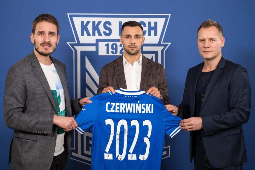 10 stycznia Lech Poznań poinformował o pozyskaniu Alana...