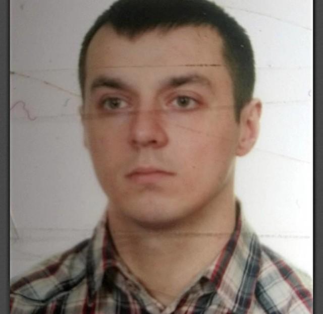 Grzegorz Zgrzebnicki - poszukiwany listem gończym za zabicie 23-letniego sąsiada (ZDJĘCIE)