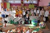 Przedszkole U Jasia i Małgosi w Inowrocławiu zorganizowało Powiatowy Konkurs Plastyczny