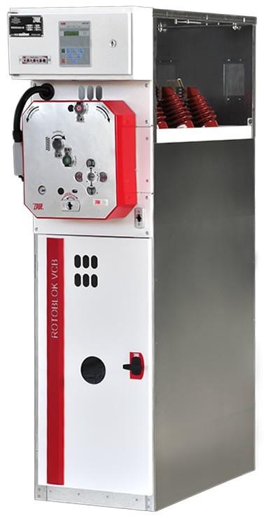 Tak wygląda rewolucyjne na polskim rynku urządzenie Rotoblok VCB, skonstruowane w ZPUE Włoszczowa