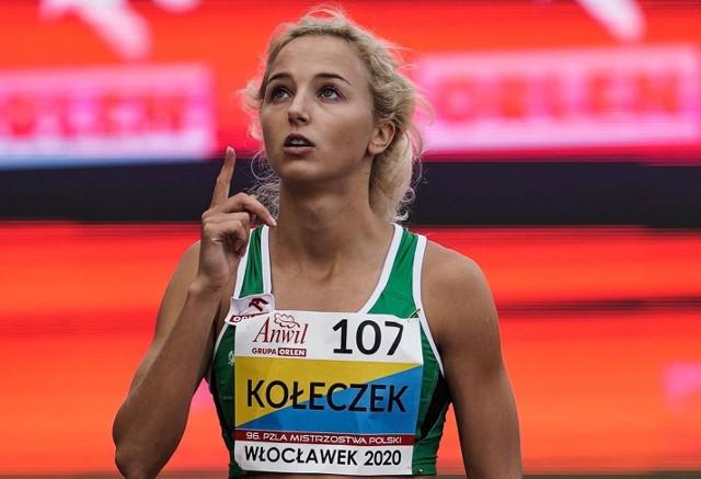 Karolina Kołeczek nie wystartuje na mistrzostwach Polski, ani na igrzyskach olimpijskich w Tokio.