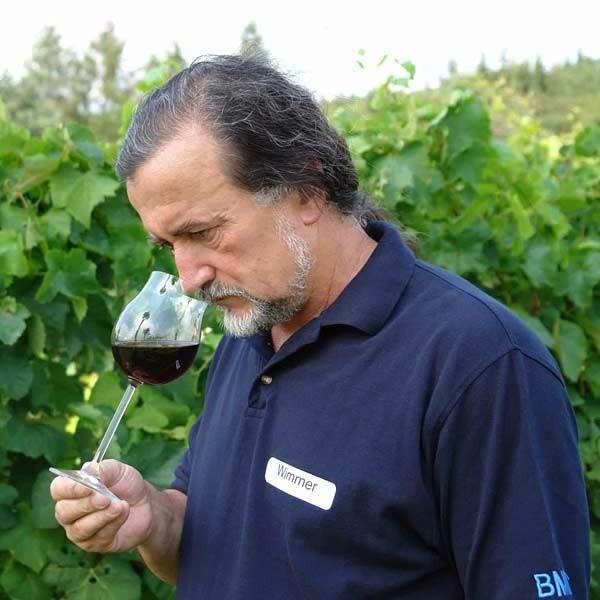 - Cieszy mnie, że jasielskie wina zostały tak wysoko ocenione - mówi Roman Myśliwiec.
