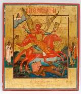 Ktoś ukradł ikonę św. Michała Archanioła. Jest nagroda za pomoc w złapaniu złodzieja