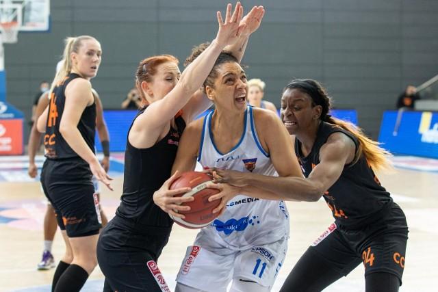 W Gdyni będą miały okazję zaprezentować swoje umiejętności m.in. koszykarki Basketu 25 Bydgoszcz i CCC Polkowice