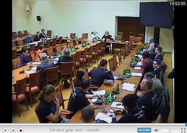 Posiedzenie sejmowejkomisji ds. mniejszości narodowych i etnicznych