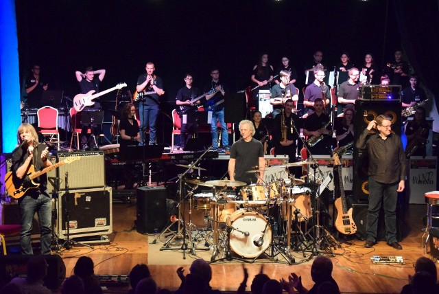 W Oleśnie już gościliśmy gwiazdy, dwa lata temu zagrali u nas przecież Mike Stern i Dave Weckl.