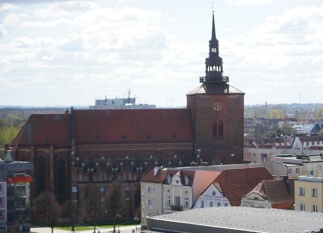 Kościół Mariacki.