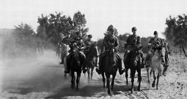 Oddział Adolfa Pilcha w Kampinosie