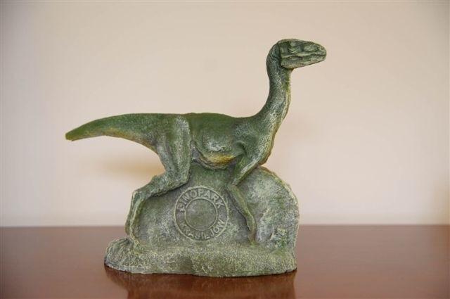Figura dinozaura z Krasiejowa