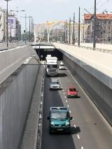 Zamykają tunel na trasie WZ w Łodzi. Uwaga na utrudnienia na trasie W-Z
