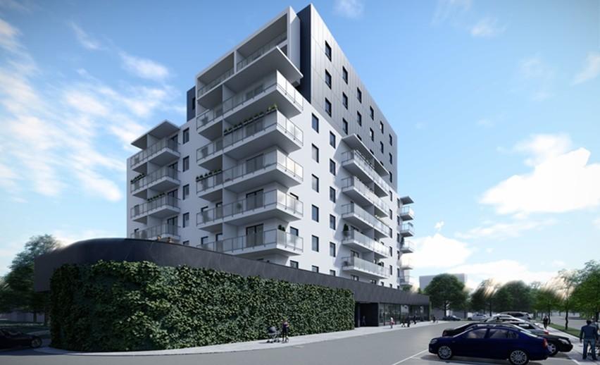 W budowanym obecnie budynku Struga Tower sprzedano już 44 mieszkania.
