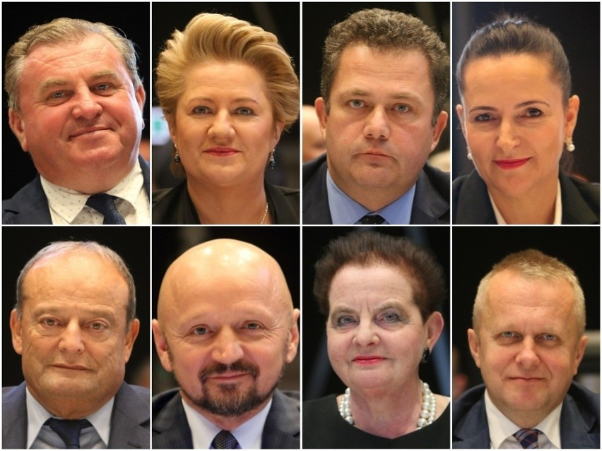 Sejmik Województwa Lubelskiego. Oto radni i zarząd. To oni trzymają władzę w regionie (ZDJĘCIA)