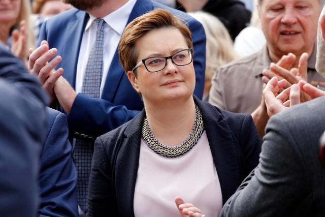Katarzyna Lubnauer krytycznie wypowiedziała się o o. Rydzyku i 29. urodzinach Radia Maryja.