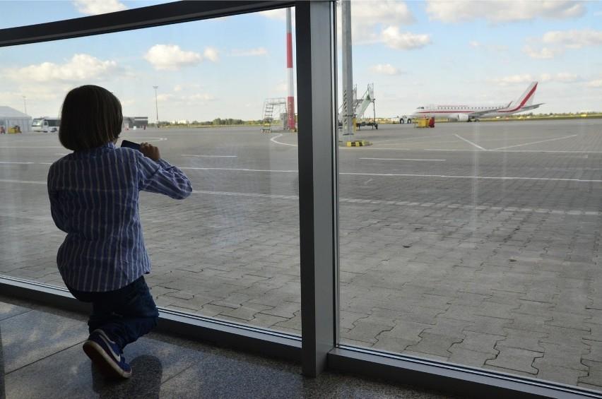 Lotnisko: Ławica: Latem linia SAS zostawi tylko jeden lot do Kopenhagi