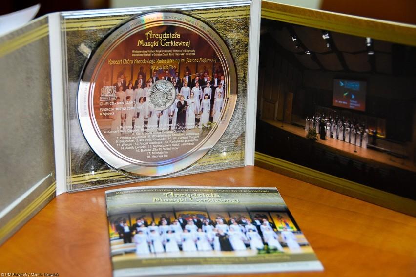 Płyta Arcydzieła Muzyki Cerkiewnej