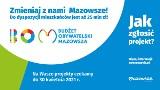 Dwa tygodnie na zgłaszanie projektów do Budżetu Obywatelskiego Mazowsza