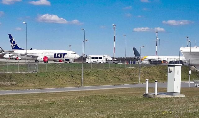 W niedzielę na lotnisku w Świdniku wylądował samolot z Szanghaju
