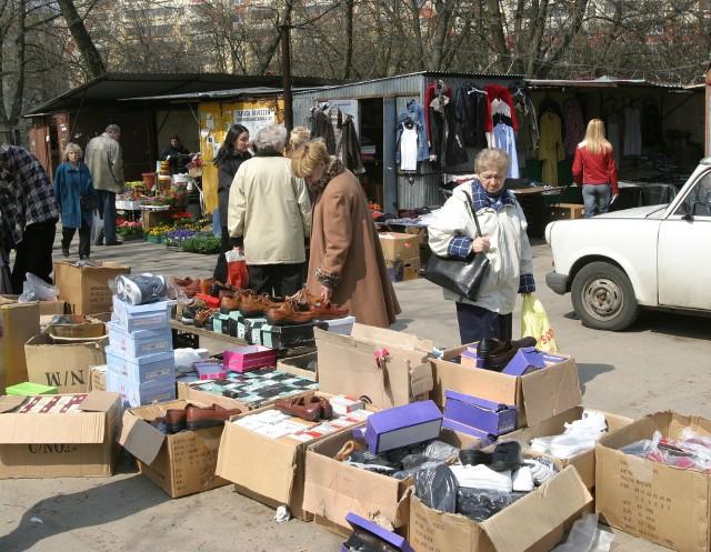 Pieniądze na nowe targowiska w województwie łódzkim