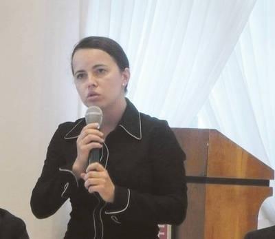 W Krzeszowicach powołano dwóch zastępców. Jednym została Jolanta Tryczyńska-Celarek (na zdjęciu), a drugim Andrzej Żbik Fot. Ewa Tyrpa