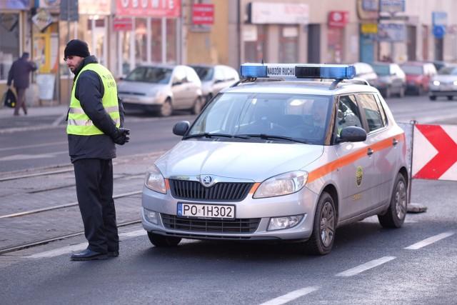 MPK Poznań: Zerwana sieć trakcyjna. Nie jeżdżą tramwaje