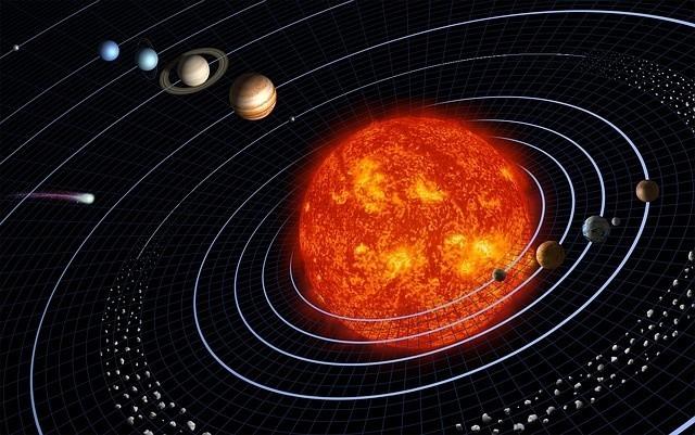 Mars najbliżej Ziemi - to dziś. 4. planeta od Słońca, będzie...