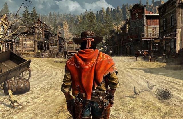 Call of Juarez: GunslingerPremiery gry Call of Juarez Gunslinger (na PC, Playstation 3 i Xbox 360, ale tylko w dystrybucji cyfrowej) powinniśmy się spodziewać jeszcze w maju