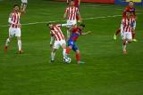 Dramatyczny mecz Cracovii w półfinale Pucharu Polski, były emocje do ostatnich sekund