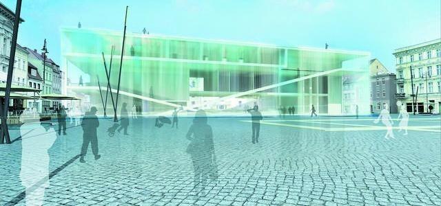 Projekt firmy Arch-Deco dostał w konkursie honorowe wyróżnienie