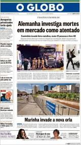 Zamach w Berlinie: Światowa prasa o zamachu w Berlinie