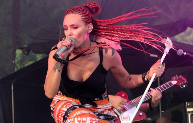 Zespół Red Lips był gwiazdą piątkowego koncertu  Jarmarku Spichrzowego w Grudziądzu. Jak było? Zobaczcie sami!