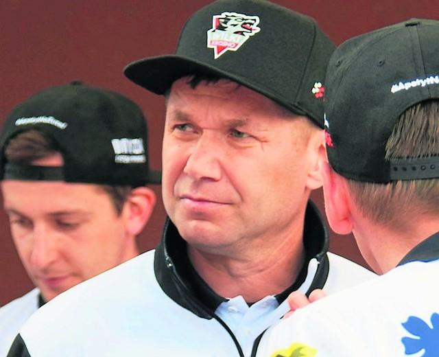 australijski trener randek