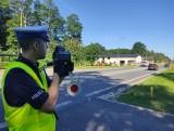 Słupscy policjanci apelują do kierowców o ostrożność i zapowiadają wzmożone kontrole prędkości na drogach